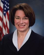 image of Amy Klobuchar