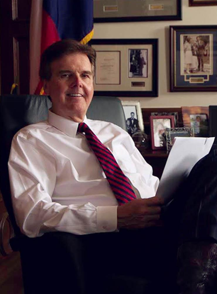 image of Dan Patrick