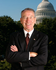 image of Chuck Grassley