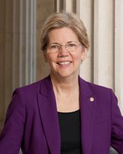 image of Elizabeth Warren